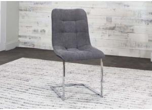 Image for Dorothy Side Chair Graphite