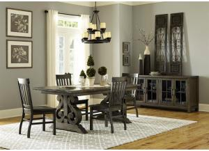 Image for Harper 5Pc Diningroom Pkg