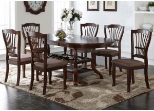 Image for Abbey Dining Table