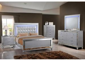Image for Nadine Qn Bed