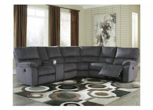 Image for Marco 3PC Sectional Charcoal