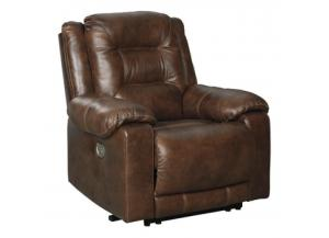 Image for Alera Power Reclining Chair with Power Headrest