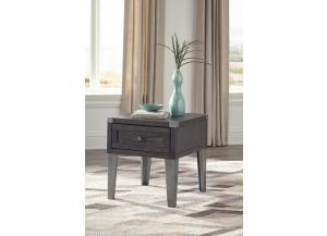 Image for Glendale End Table