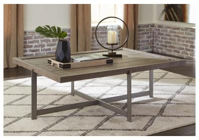 Image for Willow Cocktail Table