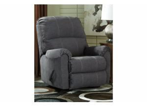 Image for Marco Rocker Recliner Charcoal