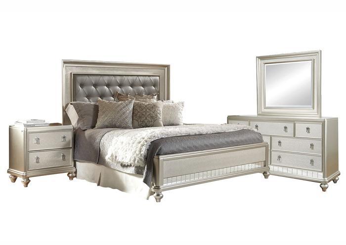 Diva Queen Bedroom Set Ivan Smith