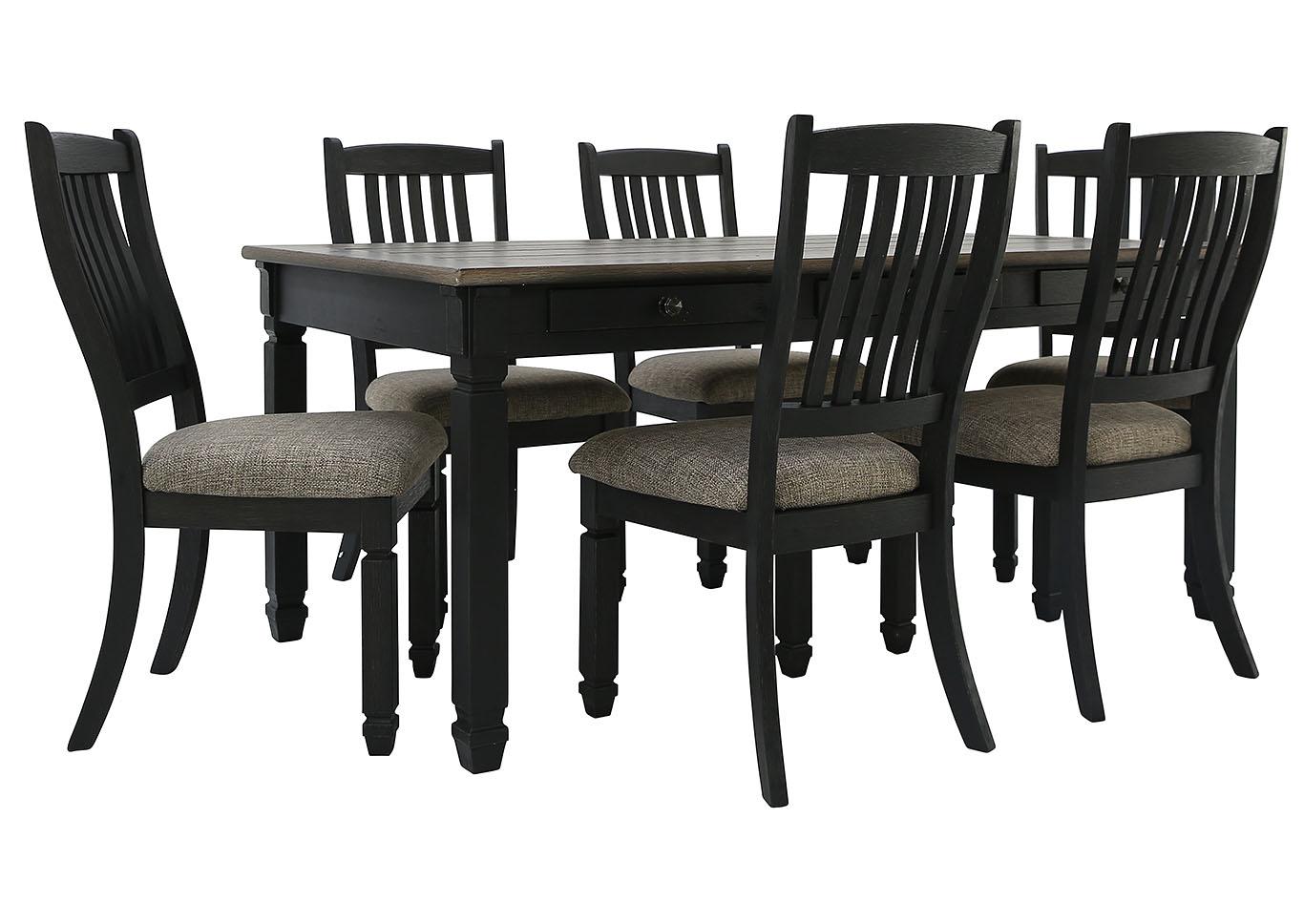 TYLER CREEK 9 PIECE DINING SET Ivan Smith Furniture