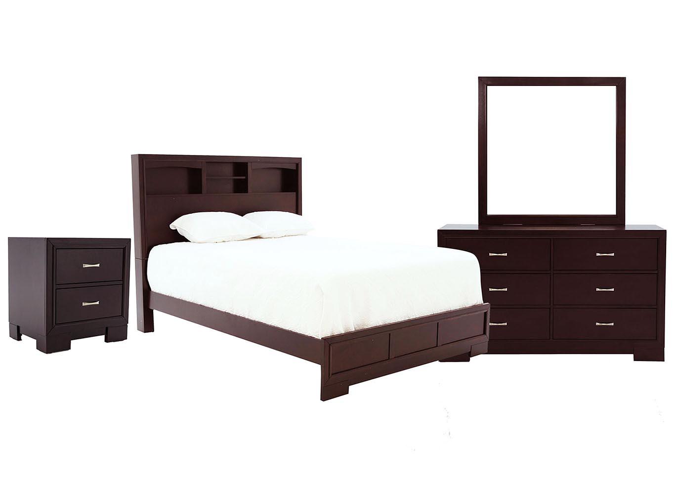 Webster Queen Bedroom Set Ivan Smith Furniture