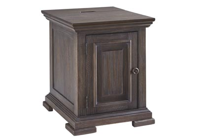 Image for WYNDAHL SIDE END TABLE