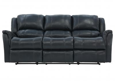 Image for BRYCE OCEAN LEATHER RECLINING SOFA