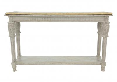 Image for HARTIG BIRCH/NATURAL CONSOLE TABLE