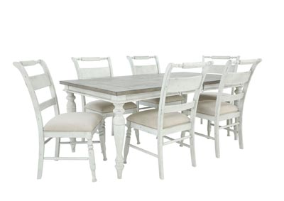 Image for WHITNEY 7PC DINING SET