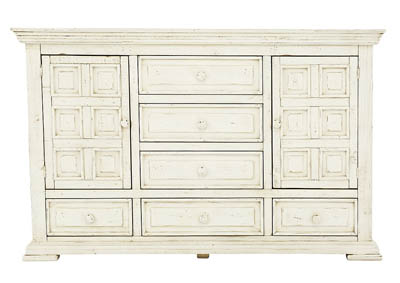 Image for TERRA WHITE DRESSER
