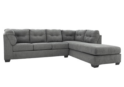 Image for MAIER CHARCOAL 2 PIECE SECTIONAL WITH SLEEPER