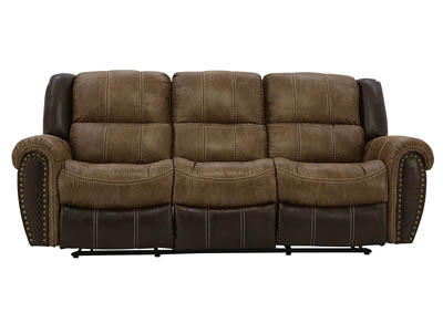 Image for SORREL RECLINING SOFA