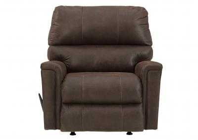 Image for NAVI CHESTNUT ROCKER RECLINER