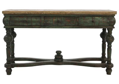 Image for ALANSO CONSOLE/SOFA TABLE