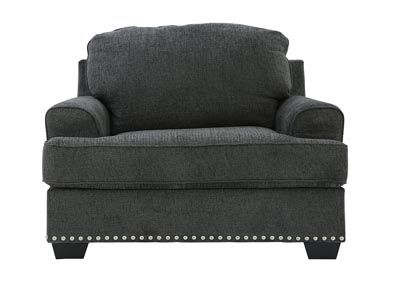 Image for BACENO CARBON OVERSIZED CHAIR
