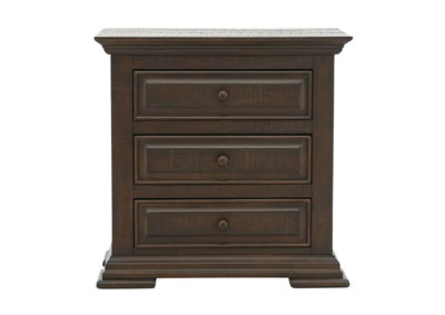 Image for ROSLINDALE TOBACCO NIGHTSTAND