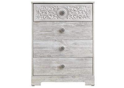 Image for PAXBERRY 4 DRAWER CHEST