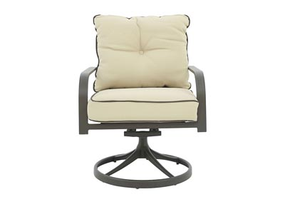 Image for PREDMORE SWIVEL PATIO CHAIR