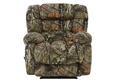 Image for PLUSHER CAMO ROCKER RECLINER