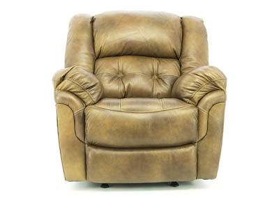 Image for HUDSON SADDLE LEATHER POWER RECLINER