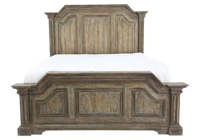 Image for LAGRANGE BRADSHAW QUEEN PANEL BED