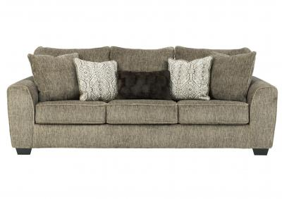 Image for OLIN CHOCOLATE SOFA