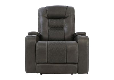 Image for COMPOSER GRAY POWER RECLINER