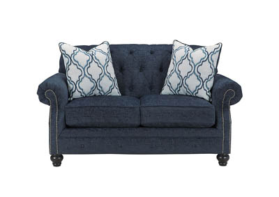 Image for LAVERNIA NAVY LOVESEAT