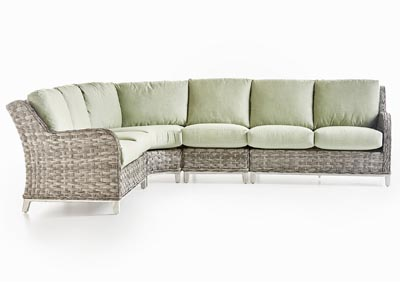 Image for 4 PIECE GRAND ISLE OUTDOOR SECTIONAL