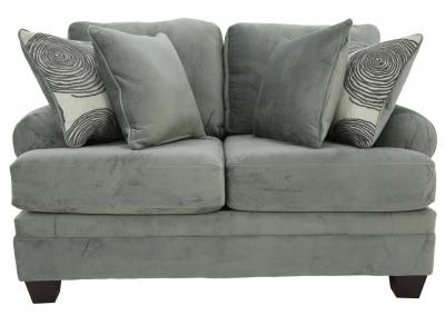 Image for GROOVY SMOKE LOVESEAT