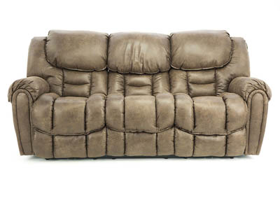 Image for BAXTER MOCHA POWER RECLINING SOFA