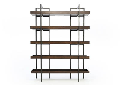 Image for STARMORE BROWN BOOKCASE