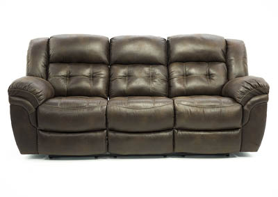 Image for HAYGEN ESPRESSO RECLINING SOFA
