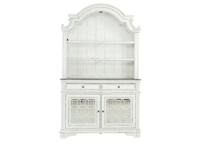 Image for MAGNOLIA MANOR HUTCH AND BUFFET
