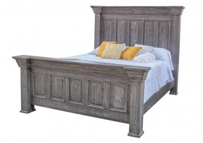 Image for TERRA GRAY QUEEN BED