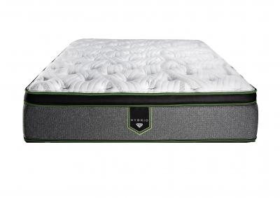 Image for KENSLEY PLUSH TWIN XL MATTRESS