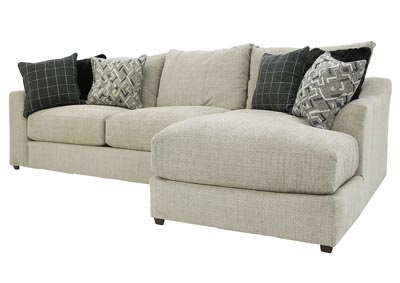 Image for KYRA MARBLE 2 PIECE SECTIONAL