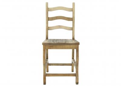 Image for MARQUEZ WOODEN BARSTOOL