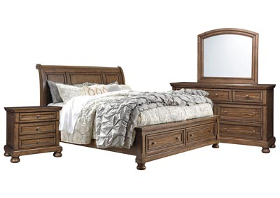 Image for FLYNNTER KING STORAGE BEDROOM SET