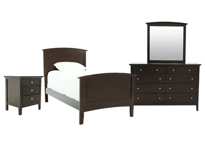 Image for WALKER TWIN BEDROOM SET