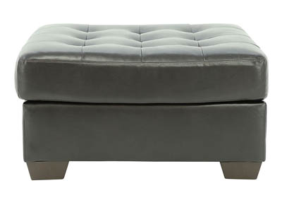Image for ALLISTON CHOCOLATE OVERSIZED ACCENT OTTOMAN