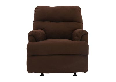 ANTHONY CHOCOLATE RECLINER