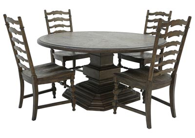 Image for BIG SKY 5 PIECE DINING SET