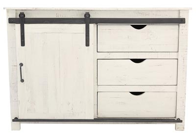 Image for JON WHITE ACCENT CONSOLE