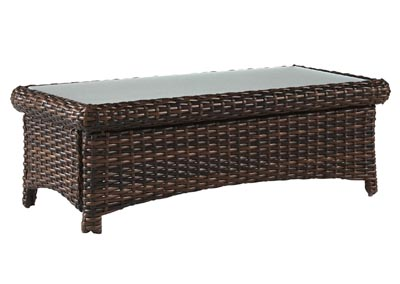Image for SAINT TROPEZ TOBACCO COCKTAIL TABLE