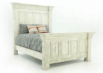 Image for TERRA WHITE QUEEN BED