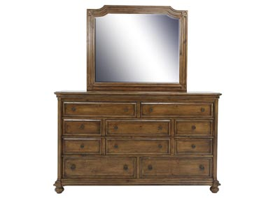 Image for BALLANTYNE DRESSER-MIRROR